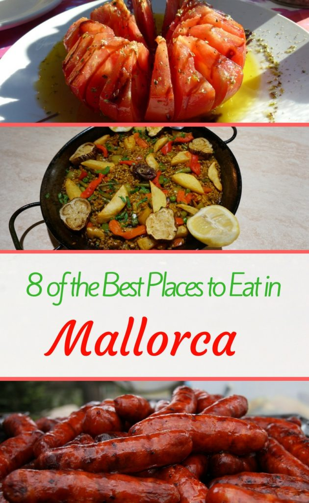 Where to eat in Mallorca