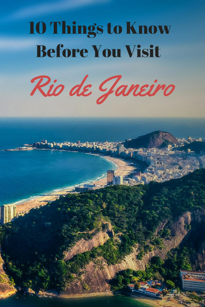 Check out these 10 essential things to know before you travel to Rio de Janeiro in Brazil. Should you visit favelas? Are beaches like Copacabana overcrowded? How much spending money will you need to take advantage of the city's best things to do, like a visit to Christ the Redeemer? Find the answers to all of these questions and more in my traveller-tested guide to visiting Rio de Janeiro