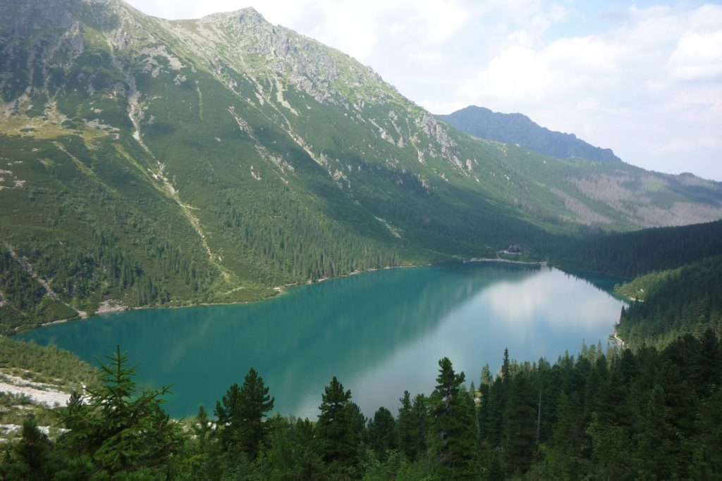 Hiking to Morskie Oko in Poland - Stylish Traveler