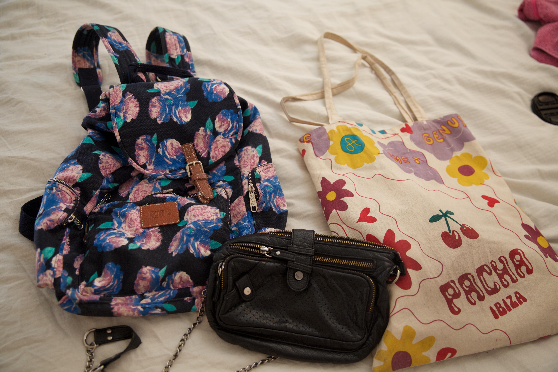 Stylish Travlr - Backpacks