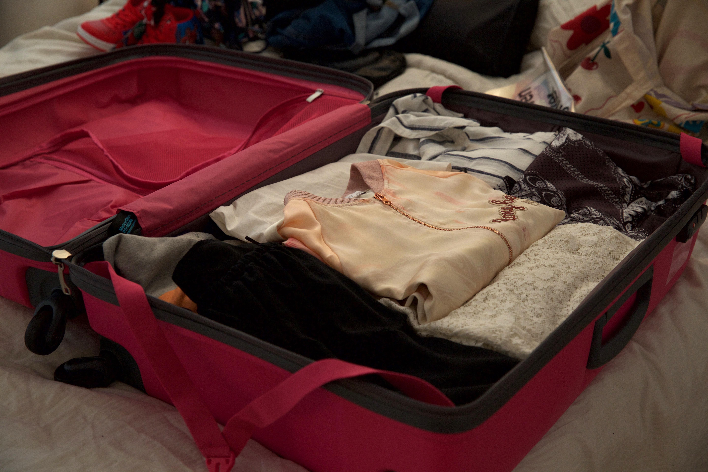 Stylish Travlr Suitcase