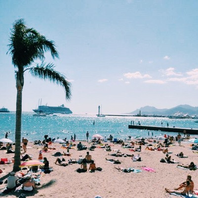 Croisette Beaches - Cannes