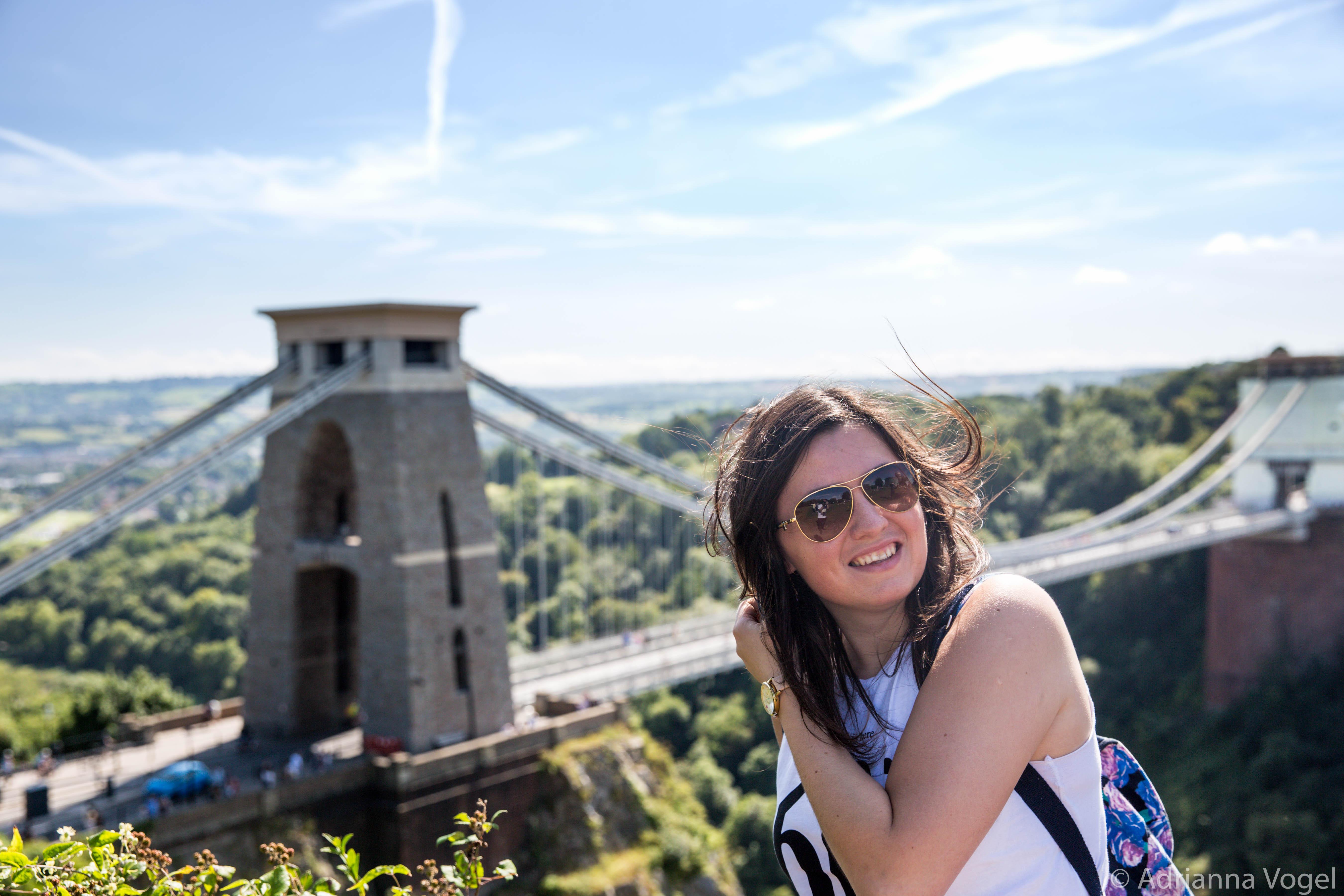 The Clifton Suspension Bridge