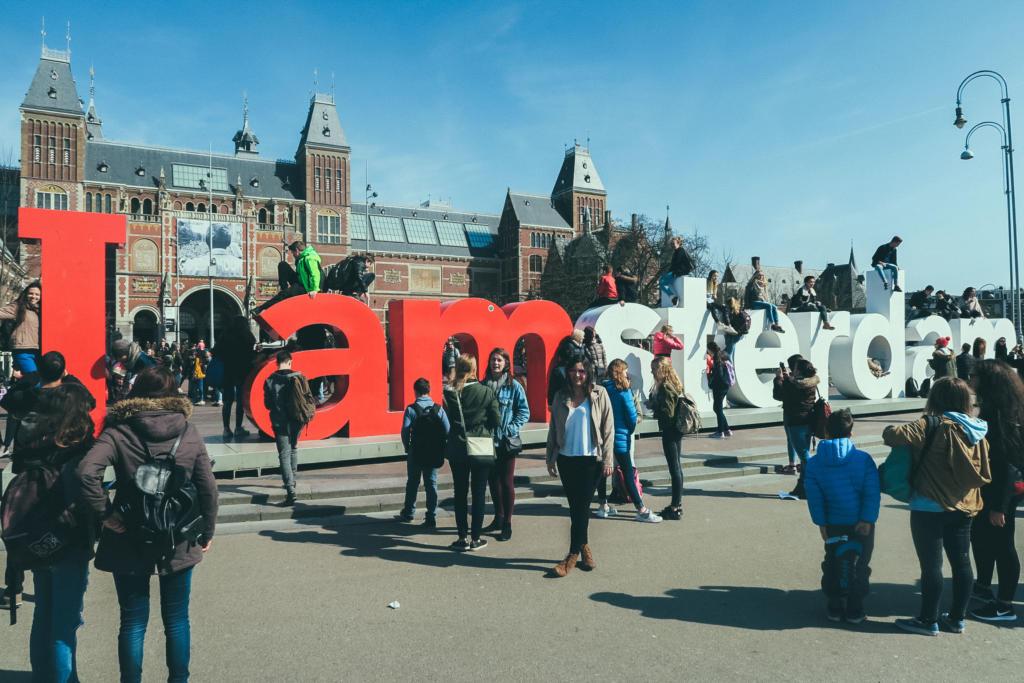 sigh I Amsterdam