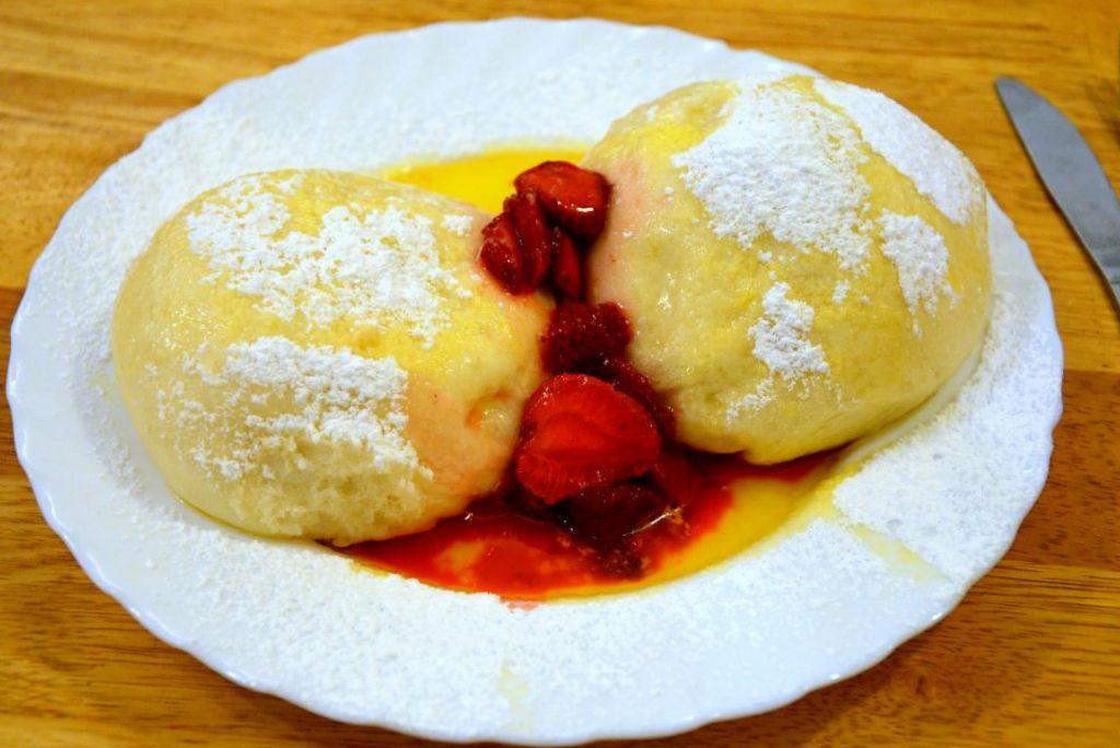 Dampfnudeln - European Cuisine