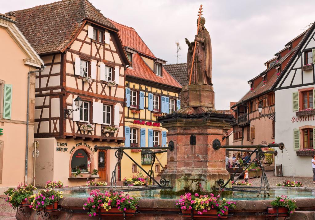 Eguisheim Spring Holidays