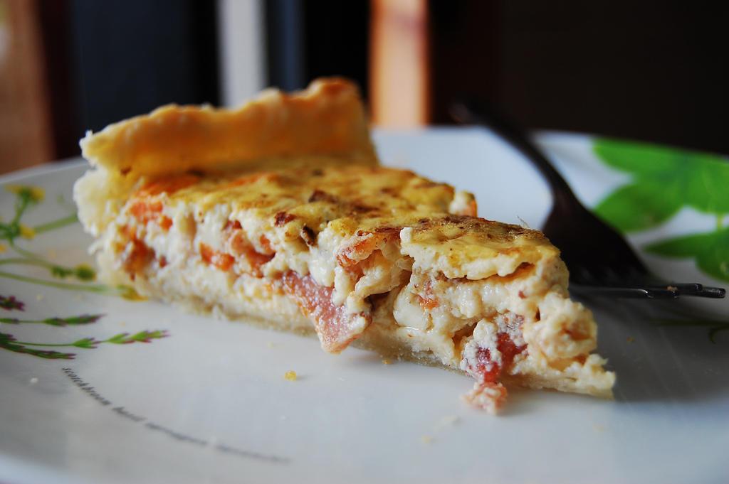 Flamiche - European Cuisine