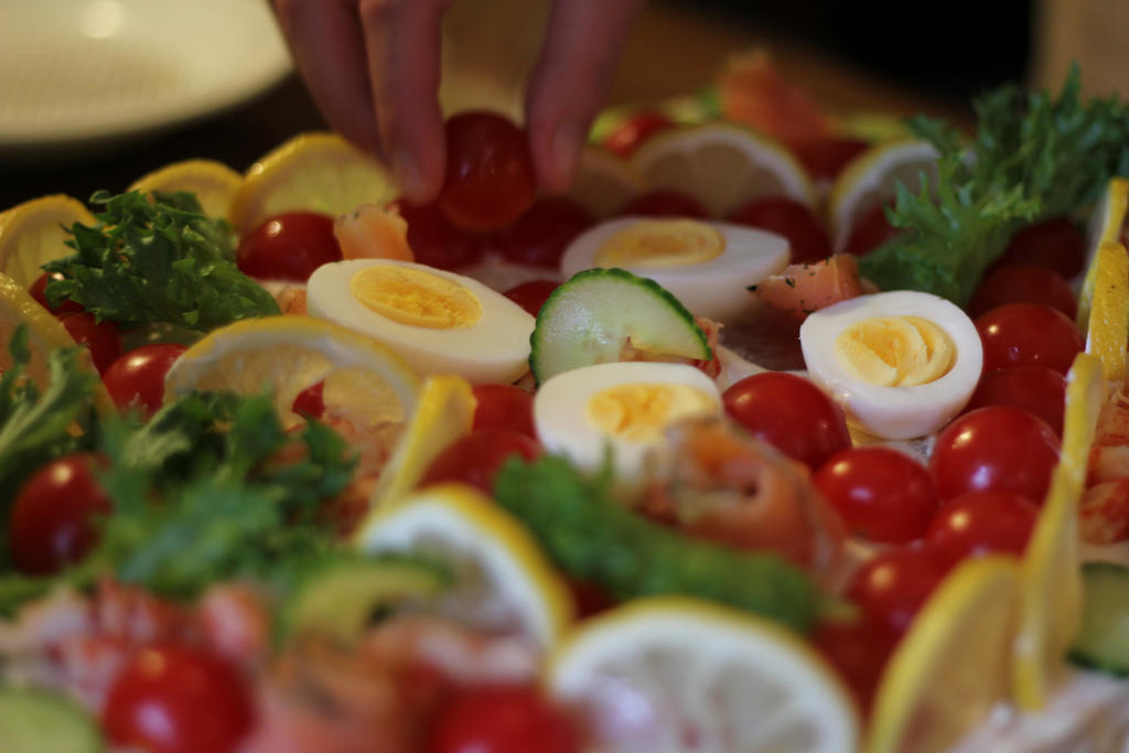 Smörgåstårta - European Cuisine