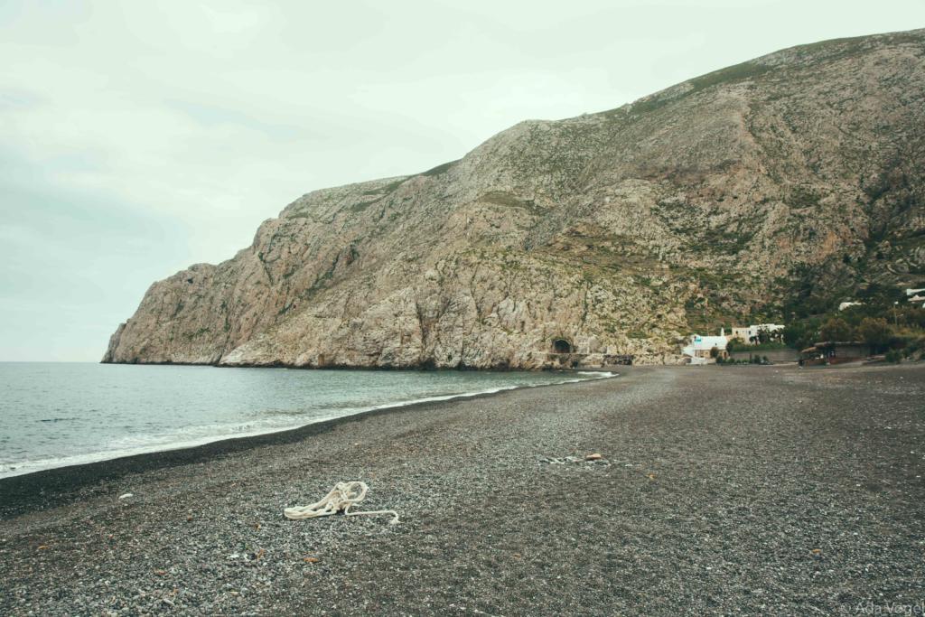 Kamari, Santorini