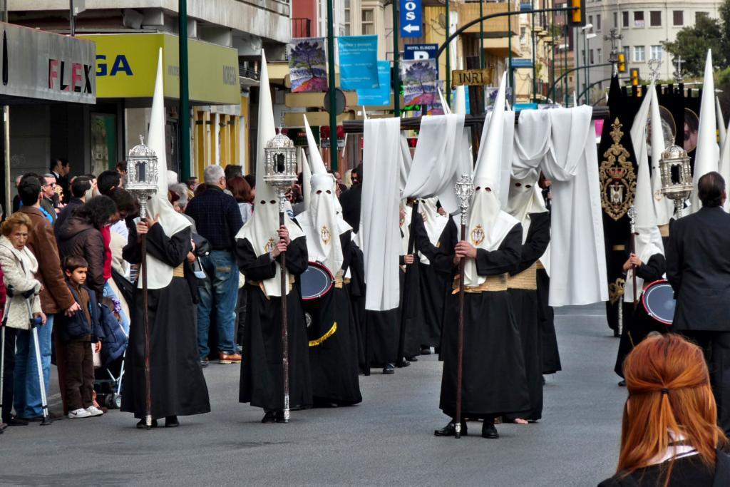 Semana Santa, Málaga