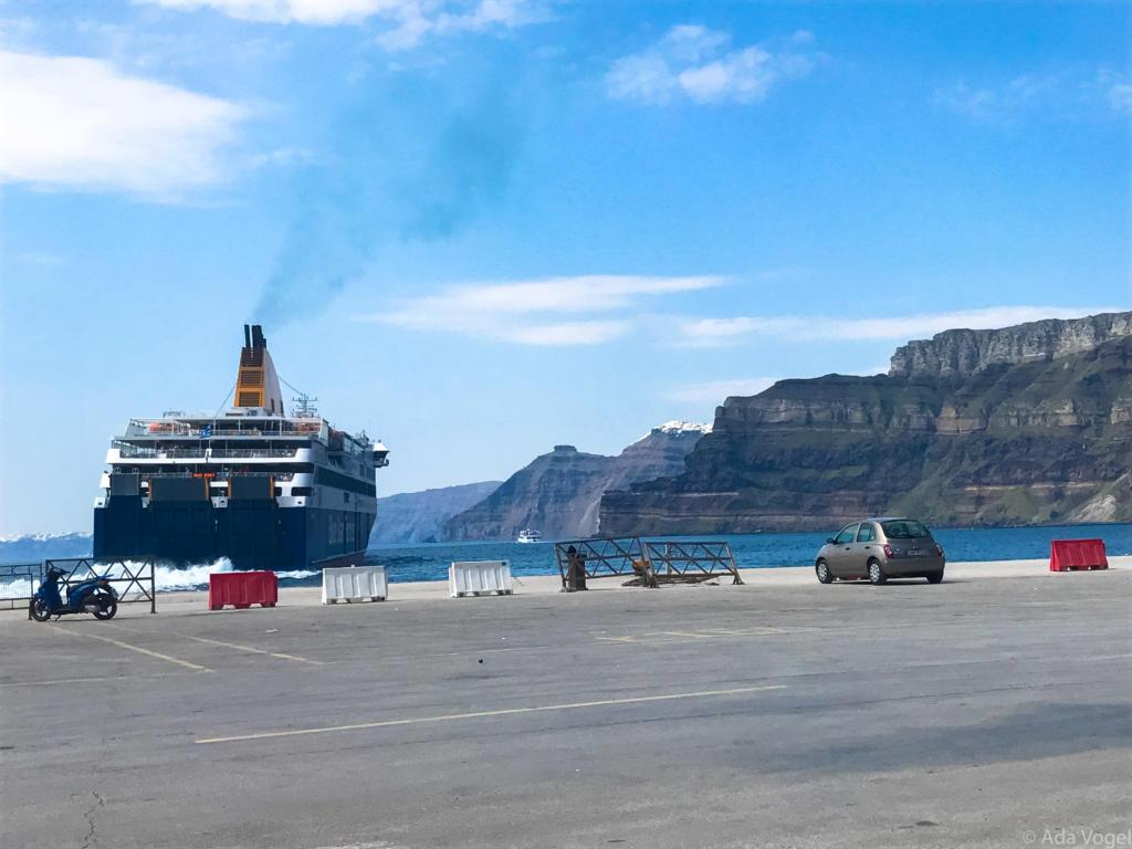 New Port, Santorini