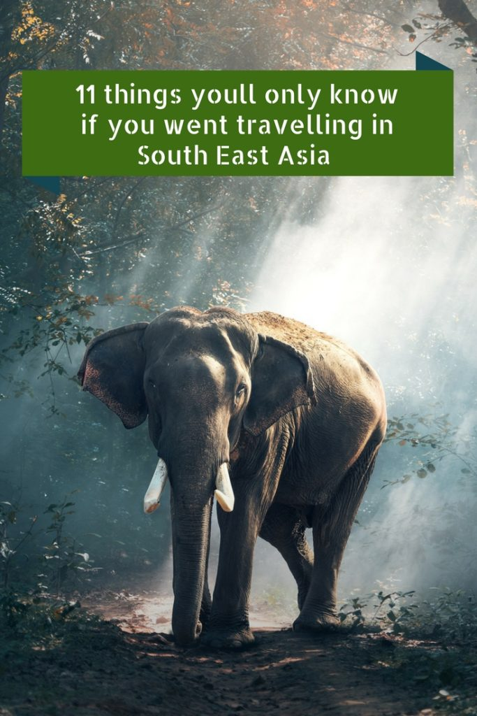 Travelling in South East Asia