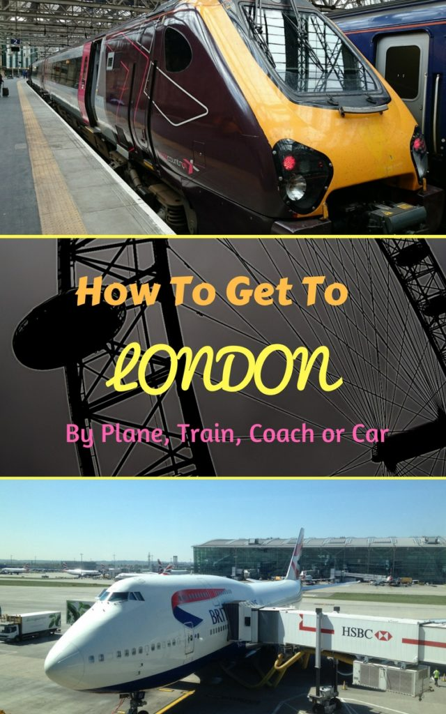 How To Get To London