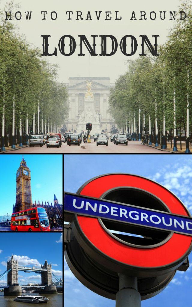 How to travel around London